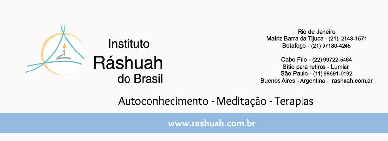 Ráshuah SP – Meditação, Autoconhecimento e Terapias.